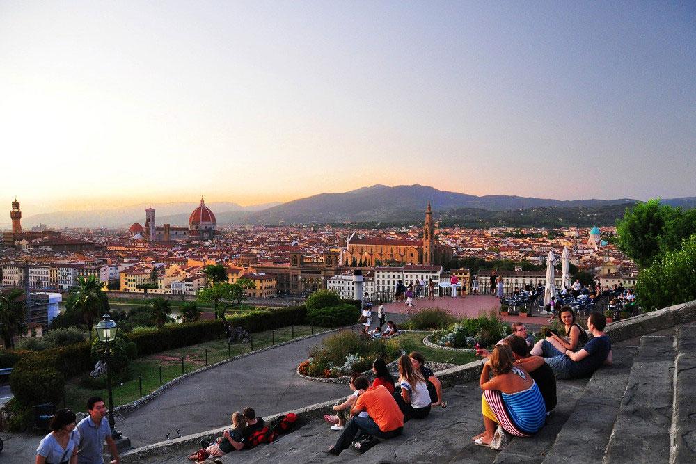 Panoramic Expert Segway Tour in Florence