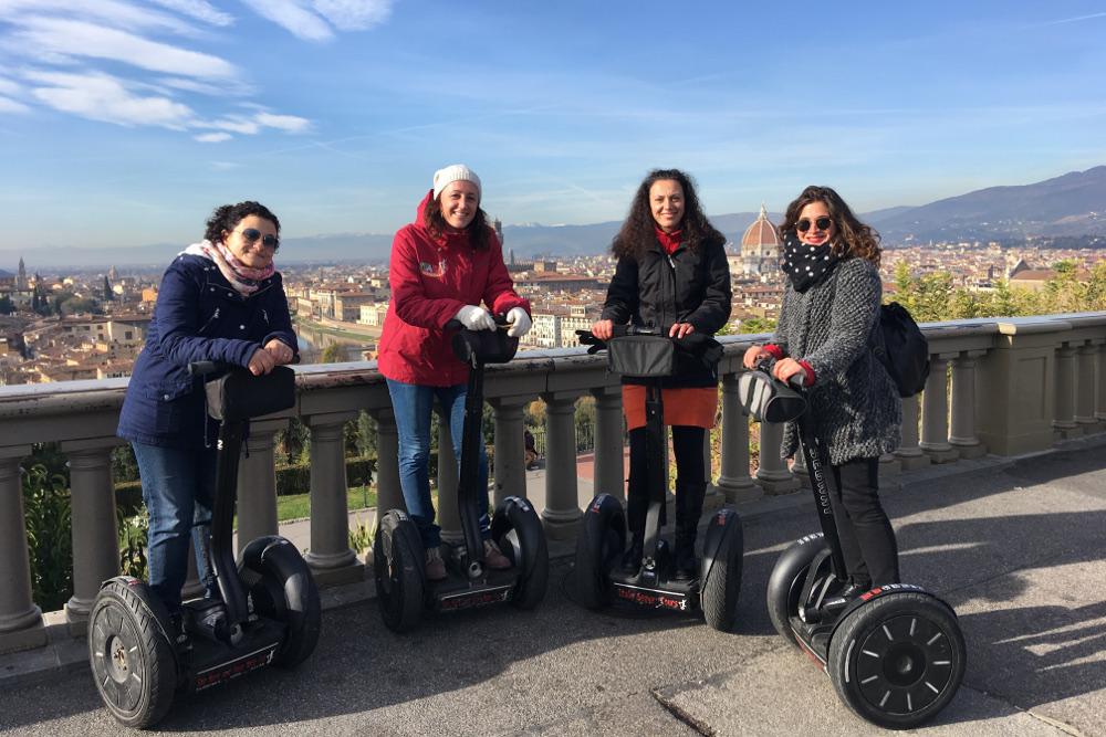 panoramic Florence Segway Tour