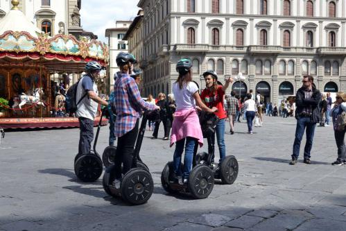 segway tour with skip the line duomo tour in Florence