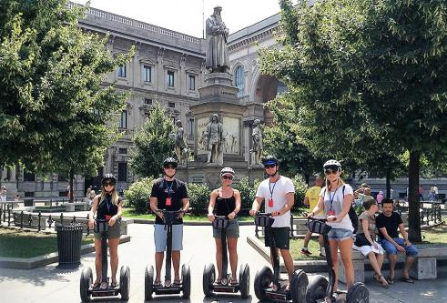 Milan Segway Tour with Duomo Tour