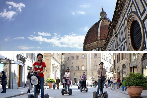 Skip the Line Duomo Complex Tour PLUS Segway Tour - COMBO TOUR