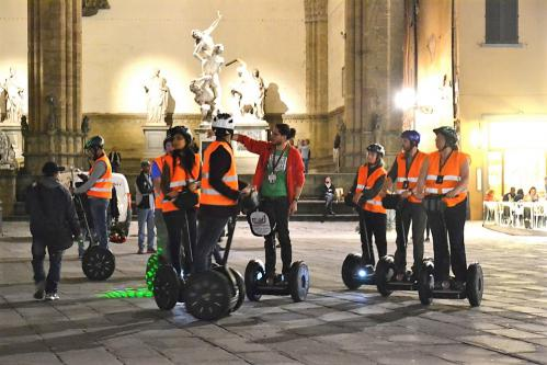Florence Segway Night Tour - NIGHT TOUR