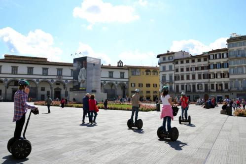 florence segway tours