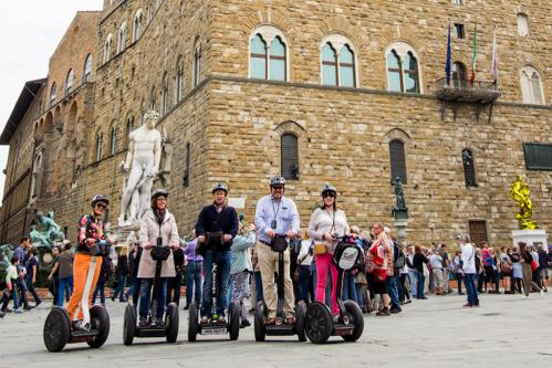 Two Hour Florence City Segway Tour - 2-HOUR TOUR