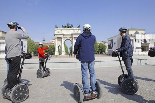 Milan Segway Tour - DAY TOUR