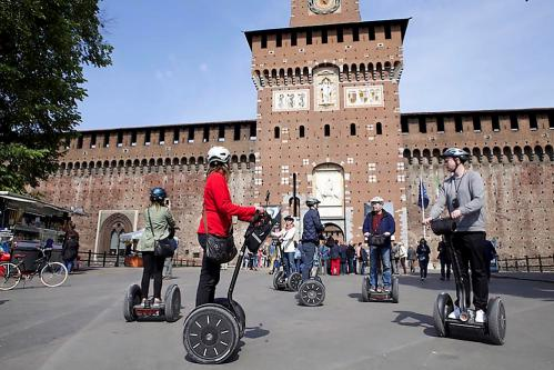 Two Hour Milan City Segway Tour - 2-HOUR TOUR