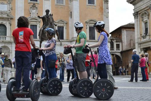 Rome Segway Day Tour