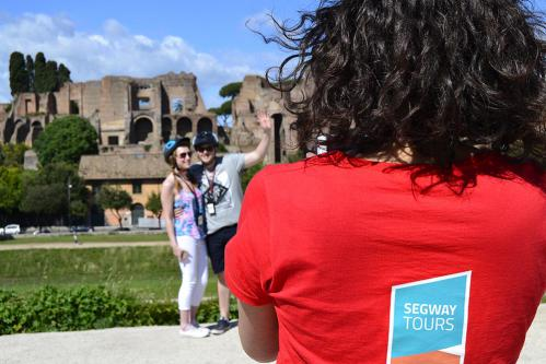 Private Segway Tour of Rome - PRIVATE TOUR