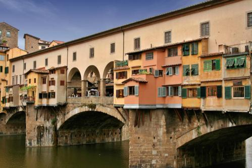 Italy Segway Tour Florence Ponte Vecchio